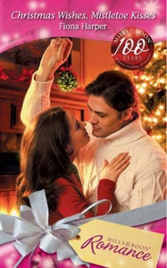 Christmas wishes, mistletoe kisses (ebok) av