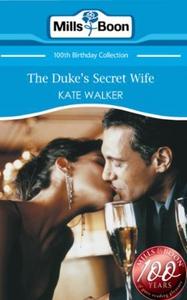 The duke's secret wife (ebok) av Kate Walker