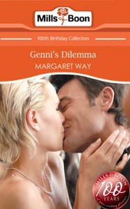 Genni's dilemma (ebok) av Margaret Way