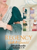 Regency silk & scandal ebook bundle volumes 1-4