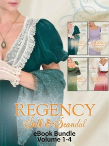 Regency silk & scandal ebook bundle volumes 1
