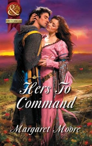 Hers to command (ebok) av Margaret Moore