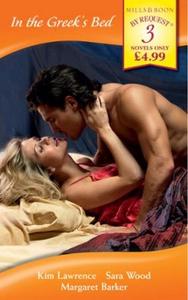 In the greek's bed (ebok) av Kim Lawrence, Sa