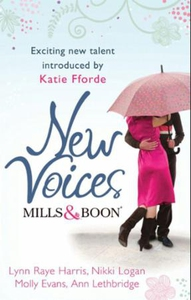Mills & Boon New Voices:  Foreword by Katie F