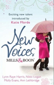 Mills & Boon New Voices:  Foreword by Katie Fforde