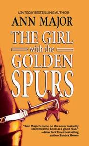 The girl with the golden spurs (ebok) av Ann
