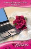 Promoted: secretary to bride!