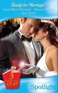 Ready for marriage? (ebok) av Anne Marie Wins