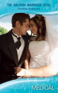 The valtieri marriage deal (ebok) av Caroline