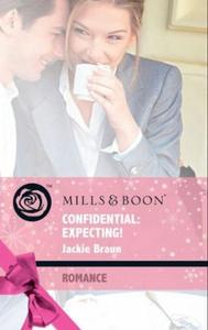 Confidential: expecting! (ebok) av Jackie Bra