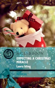 Expecting a christmas miracle (ebok) av Laura