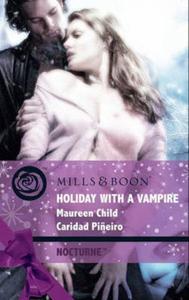 Holiday with a vampire (ebok) av Maureen Chil