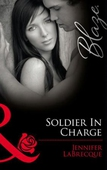 Soldier in charge