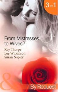 From Mistresses To Wives? (ebok) av Kay Thorp