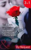 Tall, dark and italian