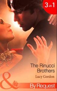 The rinucci brothers (ebok) av Lucy Gordon