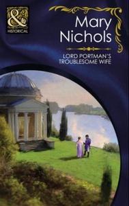 Lord portman's troublesome wife (ebok) av Mar