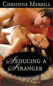 Seducing a stranger (ebok) av Christine Merri