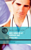 New surgeon at ashvale a&e