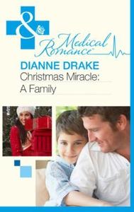 Christmas Miracle: A Family (ebok) av Dianne