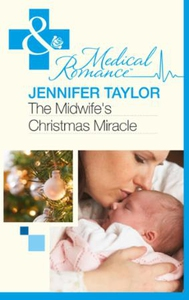 The Midwife's Christmas Miracle (ebok) av Jen