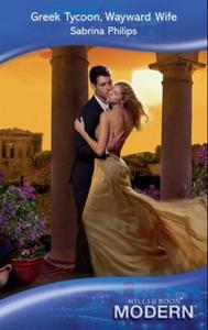 Greek tycoon, wayward wife (ebok) av Sabrina