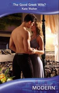 The good greek wife? (ebok) av Kate Walker