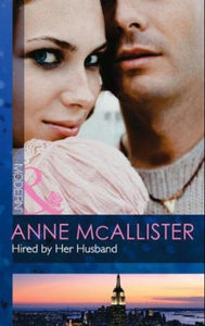 Hired by her husband (ebok) av Anne McAlliste
