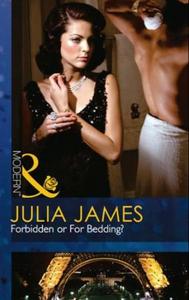 Forbidden or for bedding? (ebok) av Julia Jam