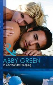 In christofides' keeping (ebok) av Abby Green