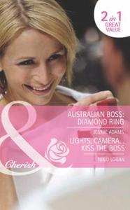 Australian boss: diamond ring (ebok) av Jenni