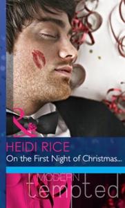 On the first night of christmas... (ebok) av