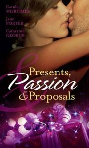 Presents, passion and proposals (ebok) av Car