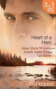 Heart of a hero (ebok) av Anne Marie Winston,