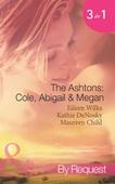 The ashtons: cole, abigail and megan