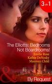 The elliotts: bedrooms not boardrooms!