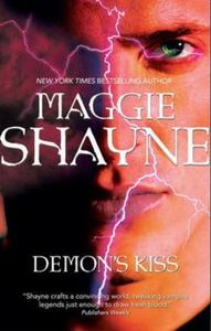 Demon's kiss (ebok) av Maggie Shayne