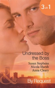 Undressed by the boss (ebok) av Susan Stephen