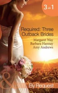 Required: three outback brides (ebok) av Marg
