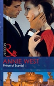 Prince of scandal