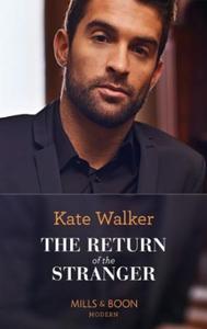The return of the stranger (ebok) av Kate Wal