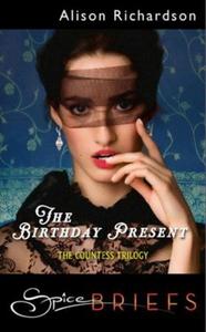 The birthday present (ebok) av Alison Richard