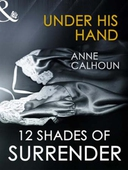Under his hand