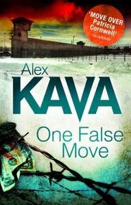 One False Move (ebok) av Alex Kava