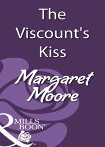 The viscount's kiss (ebok) av Margaret Moore