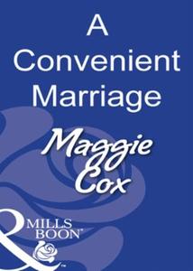 A convenient marriage (ebok) av Maggie Cox