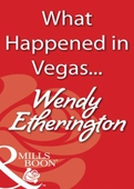 What happened in vegas...