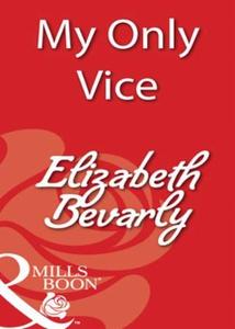 My only vice (ebok) av Elizabeth Bevarly