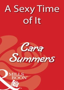 A sexy time of it (ebok) av Cara Summers