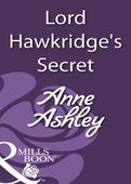 Lord hawkridge's secret